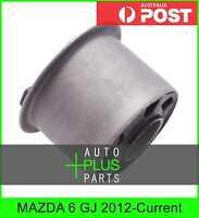 Fits MAZDA 6 GJ 2012-Current - Rear Rubber Bush Front Arm Wishbone Suspension
