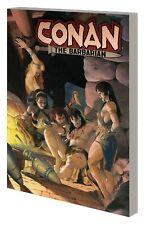 CONAN VOL 2 THE LIFE AND DEATH OF CONAN BOOK TWO TPB MARVEL COMICS JASON AARON