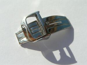 Jaeger-LeCoultre 18mm Faltschliesse Stahl buckle Steel JLC I195