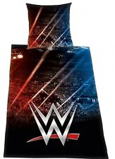 WWE Bettwäsche 135x200 cm World Wrestling Entertainment Renforce Baumwolle Wende