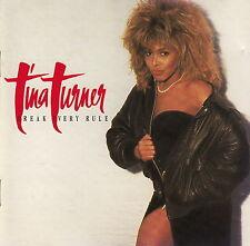 Tina Turner CD Break Every Rule - Europe (EX+/EX+)