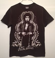 Vintage Jimi Hendrix Voodoo Child 2006 Authentic T Shirt Psychedelic Rock Small