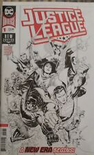 Justice League #1 1:100 Jim Cheung Inked