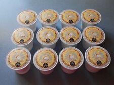 The Original Donut Shop Vanilla Cream Puff Med. Roast Flavored Coffee 12 Kcups