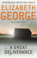 A Great Deliverance by George, Elizabeth Book The Fast Free Shipping