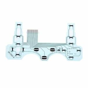 SA1Q43-A Circuit Board Conductive Film Keypad Flex Ribbon Cable For Accessories