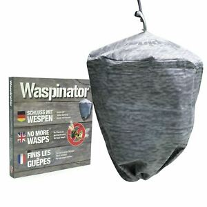 2 x Original Waspinator No More Wasps Repeller Garden Pest Control Twin Pack NEW