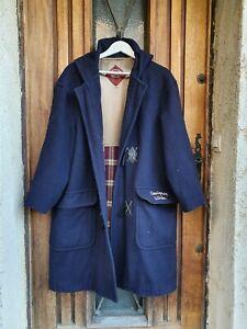 Manteau Duffle Coat CHEVIGNON bleu M