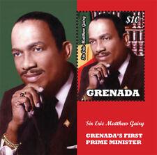 Grenada- Sir Eric M Gairy Stamp- Souvenir Sheet MNH