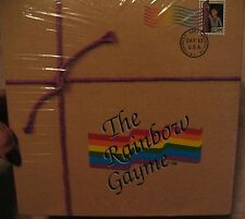 The Rainbow Gayme 1992 Board Game Gay Pride Culture Americana Equality LGBTQ NEW