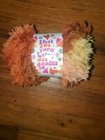 Lion Brand That 70's Yarn Color Groovy Super Bulky