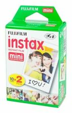 Fujifilm Instax Color Mini Film - 2x10 Sheets