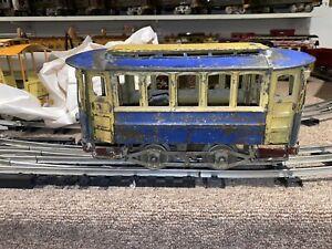 Lionel 100 Standard gauge trolley