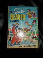 Vintage Book ~ The Butlin Beaver Annual Circa 1964 + Colour Illustrated Retro