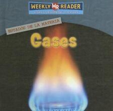 Gases/ Gases (Estados De La Materia/States of Matter) (Spanish-ExLibrary