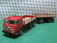 CAMION FIAT 682 N2 cassoni Ribaltabili 3 Assi -1/43 Hand made Built - CB Modelli