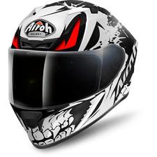 Casco integrale moto Airoh Valor Bone Matt S M L