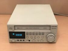 Mitsubishi HS-MD3000U SVHS VHS PRO VCR Clean Tested Works Well SUPER SALE PRICE
