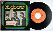 "7"" KRAFTWERK - Los Maniquies - SG Spain - 1977 UNIQUE PS  ESPAGNE VG+/VG+ RARE"