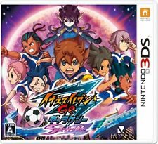 USED Nintendo 3DS Inazuma Eleven Go Galaxy Supernova Japan (NTSC-J)