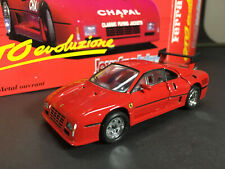 Jouef Evolution 1/43 Ferrari 288 GTO Evoluzione CHAPAL - Very good boxed