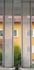 Scheibengardinen 2 x Breite 18 cm x Höhe 106/106 cm- neu - modern Gardine Paneel