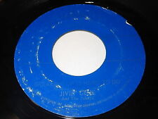 Jivin' Gene: Breaking Up Is Hard To Do / My Need For Love 45