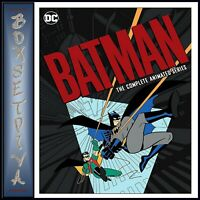 BATMAN THE ANIMATED SERIES  COMPLETE TV Seasons (1992-1998) NEW DVD Set REGION 1