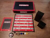 Waddingtons Vintage DINGBATS Board Game 1987 Vintage Retro Game. Complete
