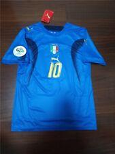 Maglia Italia Vintage Coppa Del Mondo 2006