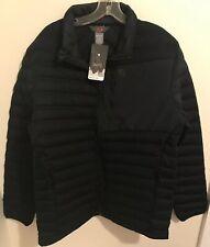Mountain Hardwear Men's Stretchdown Jacket XL Black