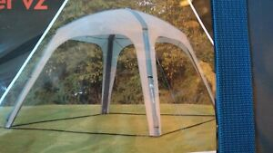 NEW 3m x 3m Eurohike Genus Air Shelter V2 inflatable waterproof 3000HH RRP £300