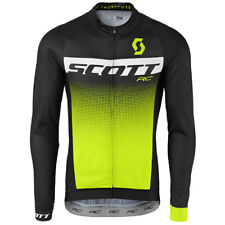 Winter Fit, 2017 team New Man Thermal Fleece team Long sleeve cycling jersey