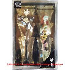 Neca Nightmare Before Christmas Jack & Sally Wax Candlestick Set *Nib*