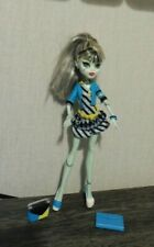 Monster High Doll Picture Day Frankie Stein