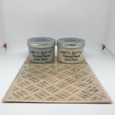 Cosmic Shimmer Texture Paste Set Ed. 2 ~ 2x 150ml, Schablone 14,5x14,5cm ~ #2070