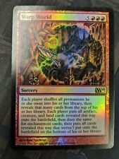 4x Warp World MTG Magic 2010 Core Set M10 x4