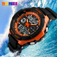 Skmei Men Boys Sport Business Watches Military Army Waterproof Quartz Wristwatch