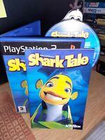 Shark Tale (Sony PlayStation 2, 2004) - PAL Version