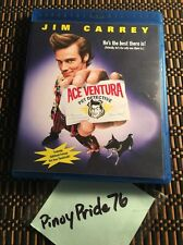 Ace Ventura: Pet Detective (Blu-ray Disc, 2013) Rare/Out Of Print