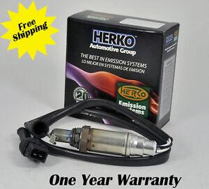New Herko Oxygen Sensor HK498 For Audi 1993-1998 Wires 3