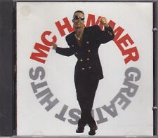 M.C. HAMMER - greatest hits CD