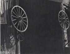 "Héliogravure - 1935 - "" Wagon wheels "" - Leslie Gill"