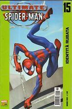 ULTIMATE SPIDERMAN prima serie N° 15