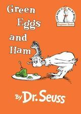 Beginner Books: Green Eggs and Ham by Dr. Seuss (1960, Hardcover, Large Type)