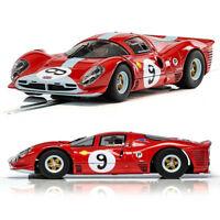SCALEXTRIC Slot Car C3946 412P Ferrari Daytona 1967