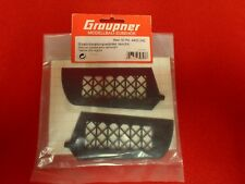 GRAUPNER PALETTES HELICOPTERE ULTRA LEGERES REF 4493.242