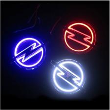 Waterproof 5D LED Car Tail Logo Light Auto Badge Rear Emblems Lamp For Opel