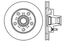 Disc Brake Rotor-C-Tek Standard Brake Rotors Centric 121.62013