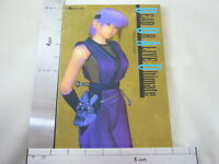 DEAD OR ALIVE ULTIMATE Official Guide Japan Book XBox EB90*